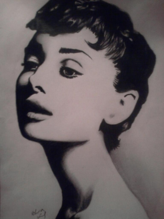 Audrey Hepburn par Vanesa.S